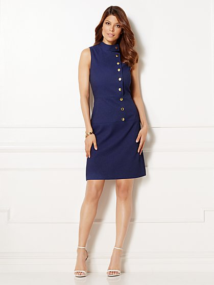 Eva Mendes Collection - Abbey Flare Dress - New York & Company