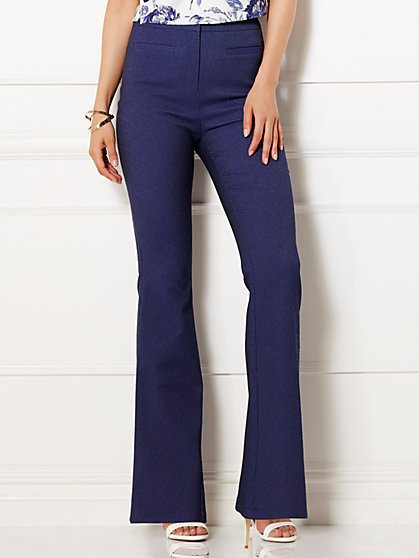 Eva Mendes Collection - Acacia Flare Pant  - New York & Company