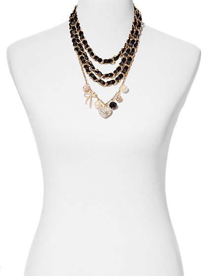 Eva Mendes Collection - Adrianna Charm Necklace