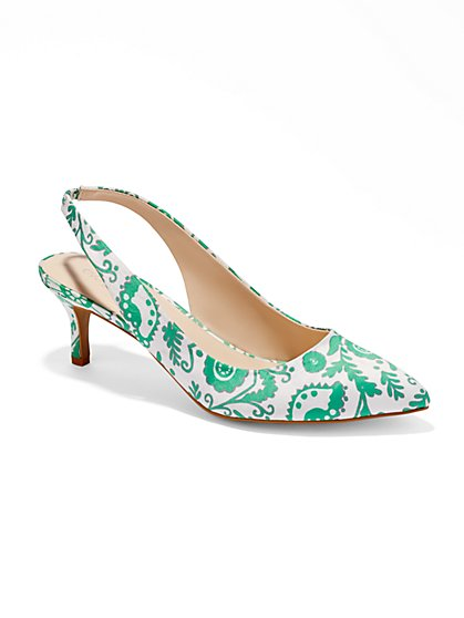 Eva Mendes Collection - Alexandria Slingback - New York & Company