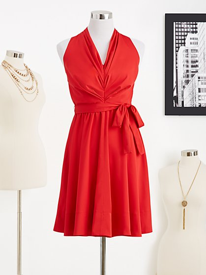 Eva Mendes Collection - Alexis Sleeveless Dress
