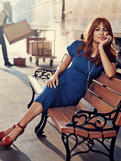 Eva Mendes Collection - Ali Sweater Dress  - New York & Company