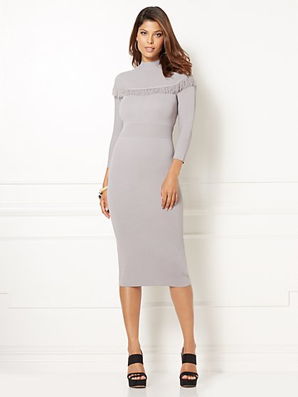 Eva Mendes Collection - Alice Dress - Petite  - New York & Company