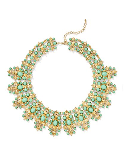 Eva Mendes Collection - Allegra Necklace - New York & Company