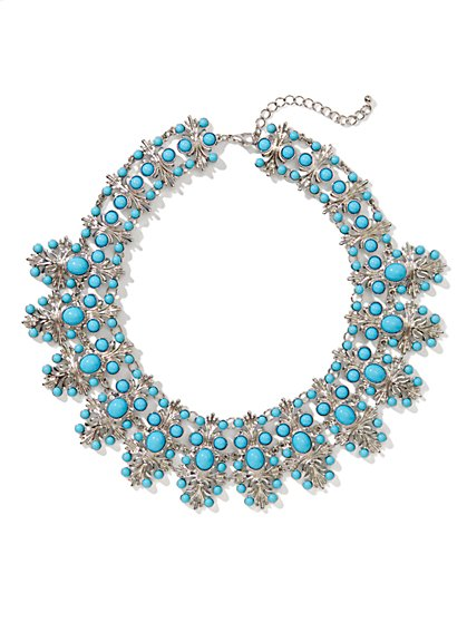 Eva Mendes Collection - Allegra Signature Necklace - New York & Company