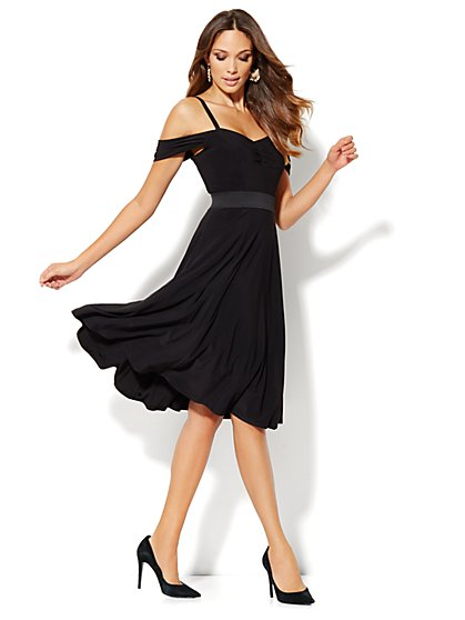 Eva Mendes Collection - Amelia Dress - New York & Company