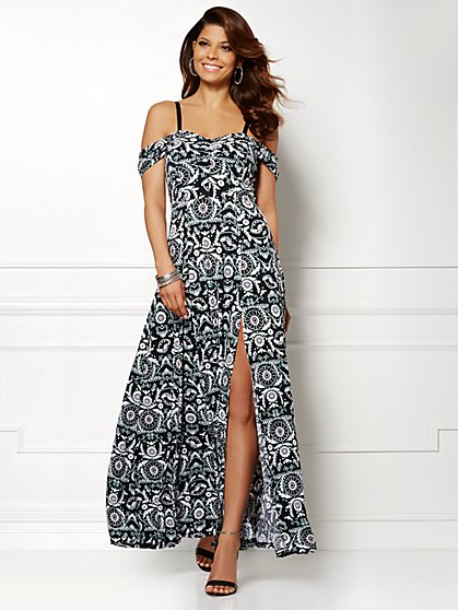 Eva Mendes Collection - Amelia Maxi Dress - New York & Company
