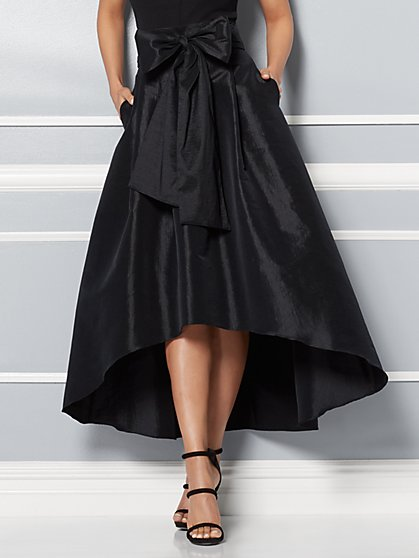 Eva Mendes Collection - Aneta High-Low Skirt - New York & Company