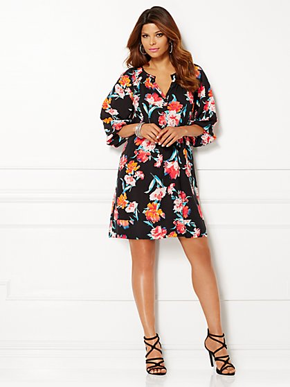 Eva Mendes Collection - Anita Babydoll Dress - New York & Company