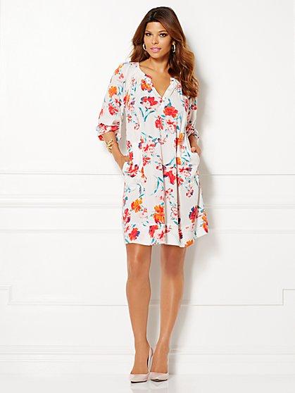 Eva Mendes Collection - Anita Babydoll Dress - New York & Company