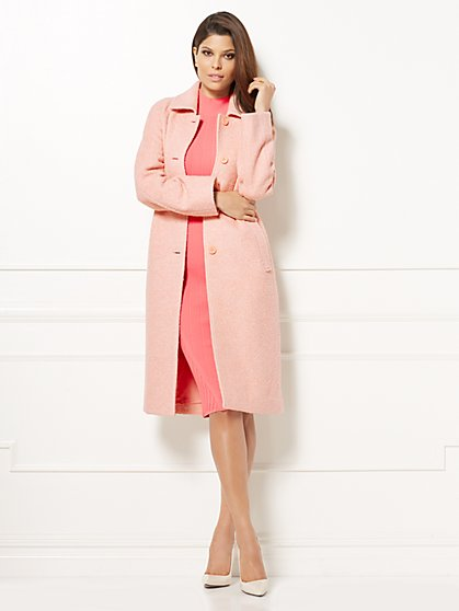 Eva Mendes Collection - Antonella Coat - New York & Company