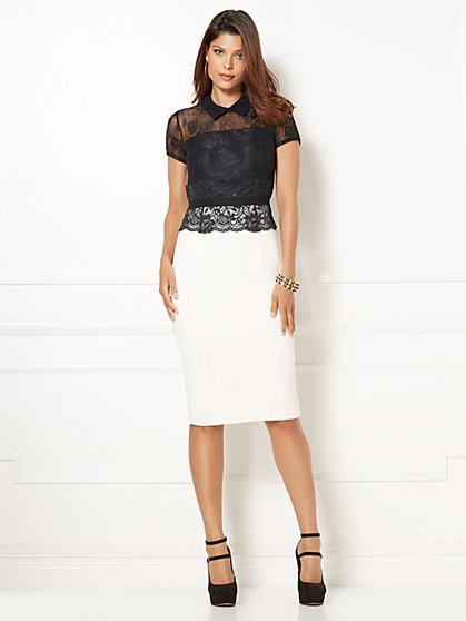 Eva Mendes Collection - Arabella Dress  - New York & Company