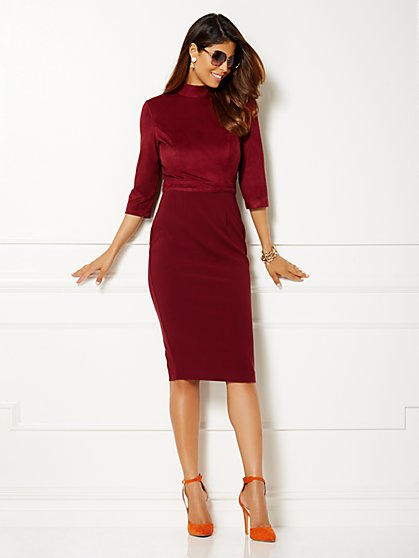 Eva Mendes Collection - Auberge Dress  - New York & Company