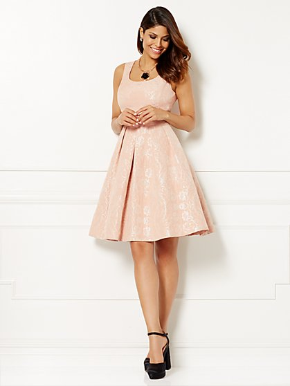 Eva Mendes Collection - Audra Flare Dress - New York & Company
