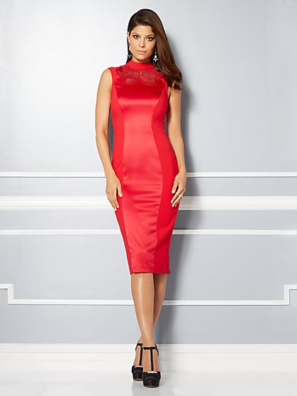 Eva Mendes Collection - Audrina Dress - New York & Company