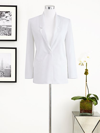 Eva Mendes Collection - Bailey Boyfriend Jacket