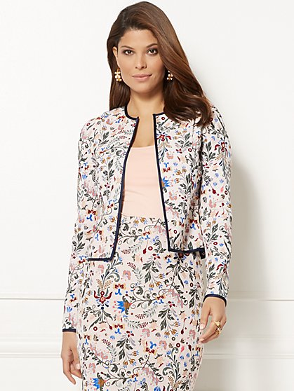 Eva Mendes Collection - Basia Jacket - New York & Company