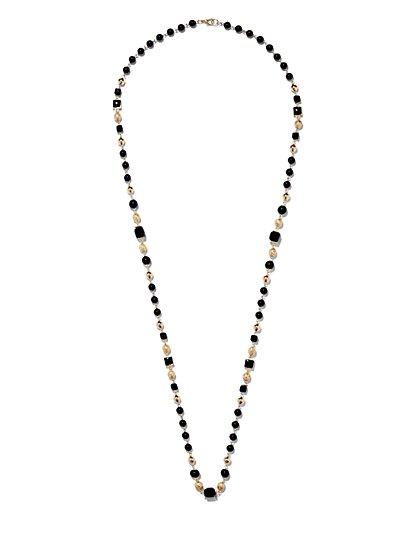 Eva Mendes Collection - Beaded Necklace  - New York & Company