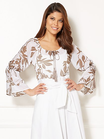 Eva Mendes Collection - Bridgette Blouse - New York & Company