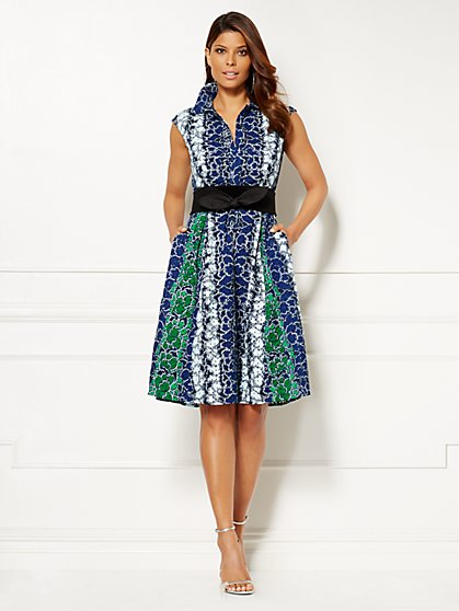 Eva Mendes Collection - Britta Shirtdress - New York & Company