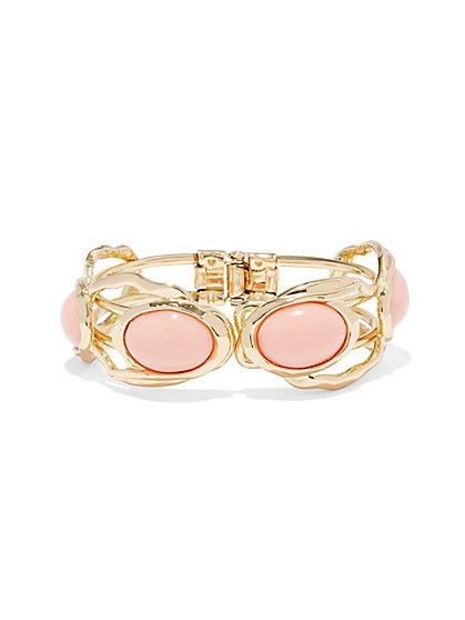Eva Mendes Collection - Cabochon Bracelet  - New York & Company