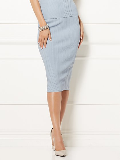 Eva Mendes Collection - Carolina Sweater Skirt - New York & Company
