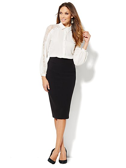 Eva Mendes Collection - Caroline Blouse - New York & Company