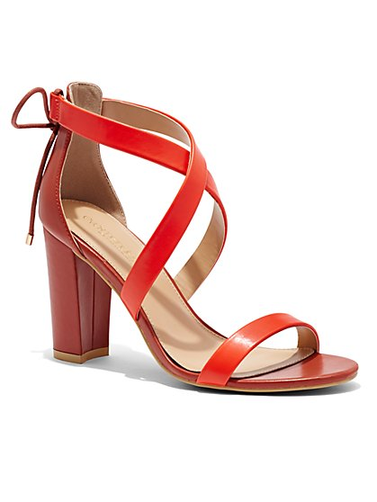 Eva Mendes Collection - Casablanca Sandal  - New York & Company