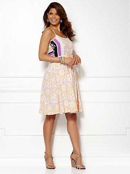 Eva Mendes Collection - Casey Dress - Print  - New York & Company