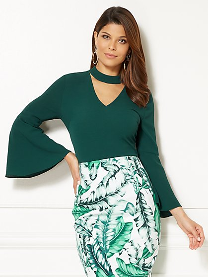 Eva Mendes Collection - Celia Blouse - New York & Company