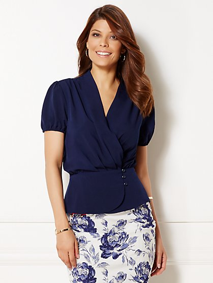 Eva Mendes Collection - Charlotte Blouse - New York & Company