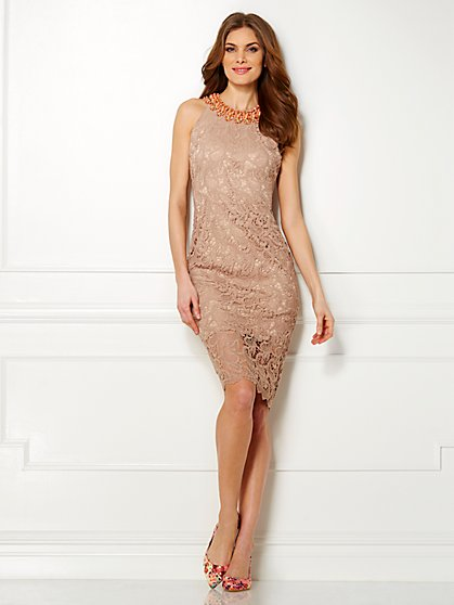 Eva Mendes Collection - Chiara Lace Dress  - New York & Company