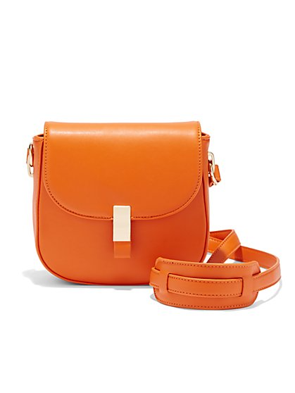 Eva Mendes Collection - Circular Crossbody Bag - New York & Company