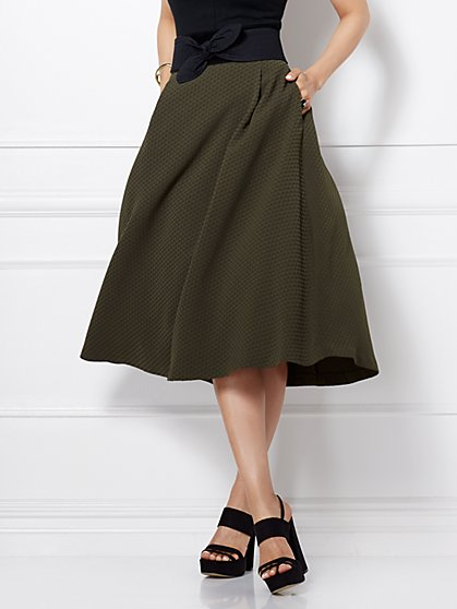 Eva Mendes Collection - Clare Skirt  - New York & Company