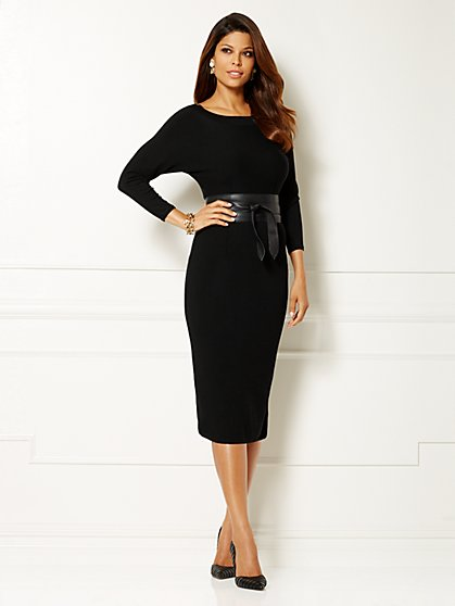 Eva Mendes Collection - Cosi Sweater Dress - New York & Company