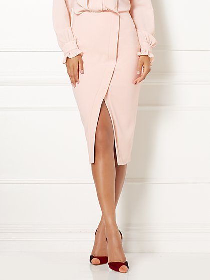 Eva Mendes Collection - Cosima Pencil Skirt - Petite - New York & Company