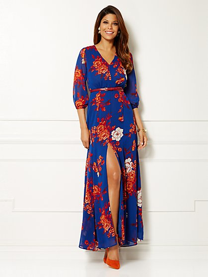 Eva Mendes Collection - Countess Maxi Dress - New York & Company