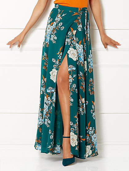 Eva Mendes Collection - Countess Maxi Skirt   - New York & Company