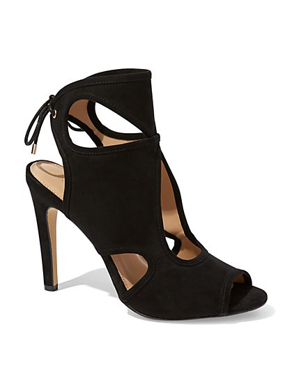 Eva Mendes Collection - Cutout Sandal  - New York & Company