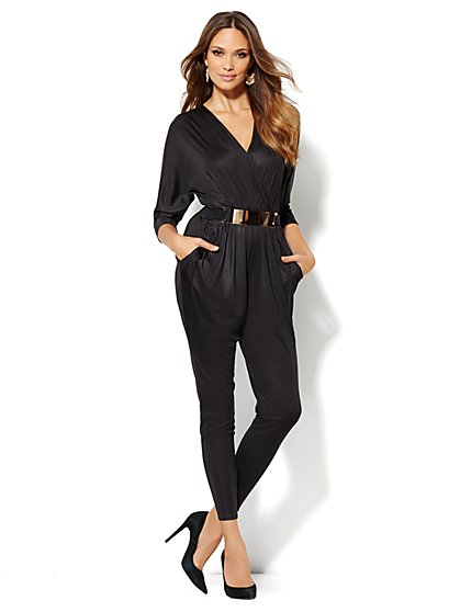 Eva Mendes Collection - Dale Jumpsuit - New York & Company