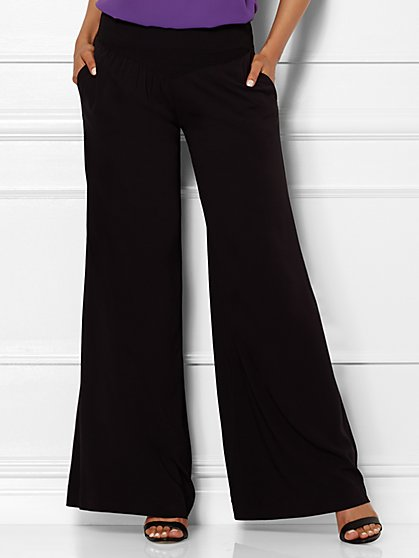 Eva Mendes Collection - Dani Palazzo Pant   - New York & Company
