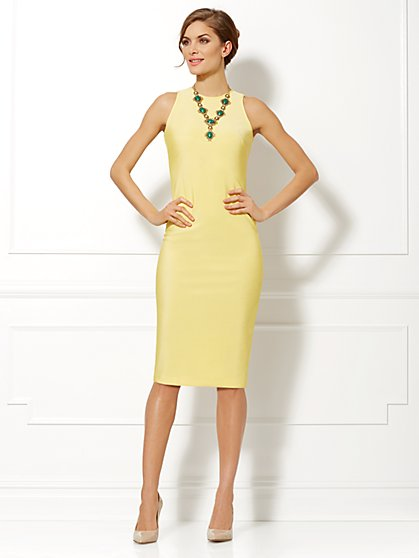 Eva Mendes Collection - Darcy Sheath Dress   - New York & Company
