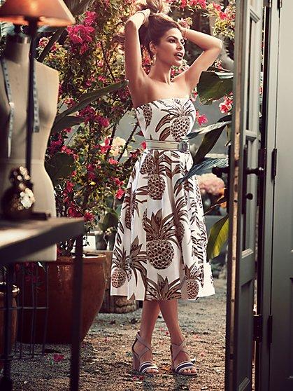 Eva Mendes Collection - Del Mar Dress - Petite - New York & Company