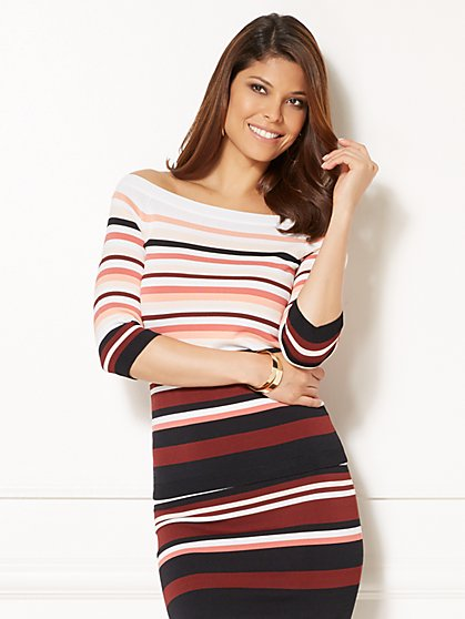 Eva Mendes Collection - Dores Sweater - New York & Company