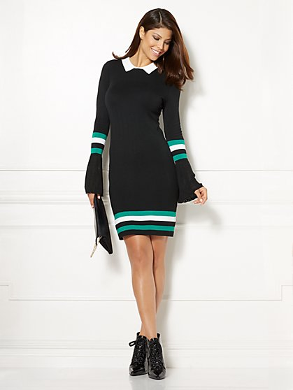 Eva Mendes Collection - Elina Sweater Dress - New York & Company
