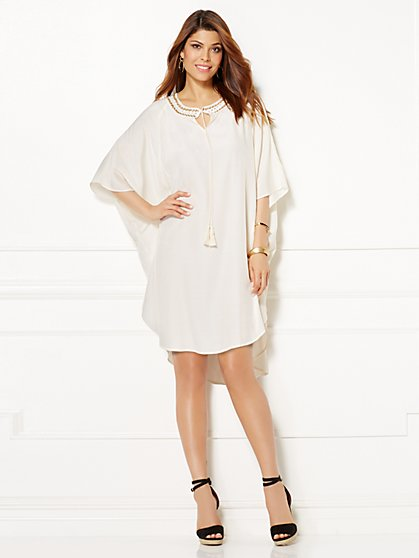 Eva Mendes Collection - Elizabeth Tunic Dress  - New York & Company