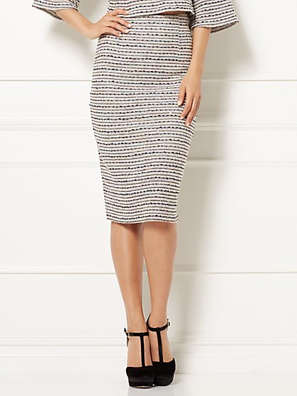 Eva Mendes Collection - Emma Bouclé Skirt - New York & Company