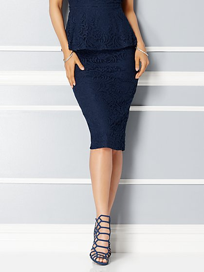 Eva Mendes Collection - Emma Lace Skirt  - New York & Company