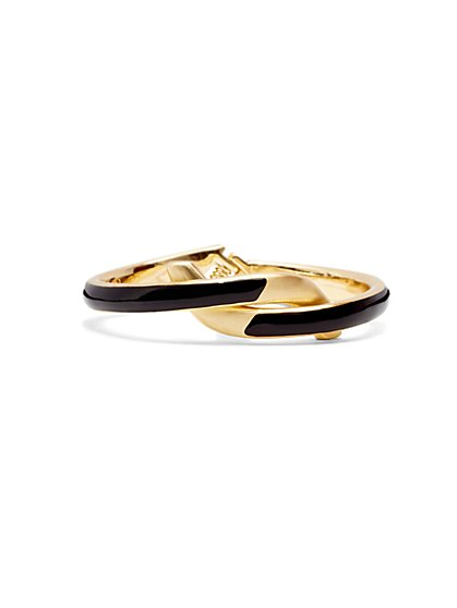 Eva Mendes Collection - Enamel Twist Bracelet  - New York & Company
