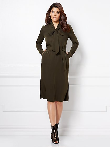 Eva Mendes Collection - Feranda Tunic Dress  - New York & Company